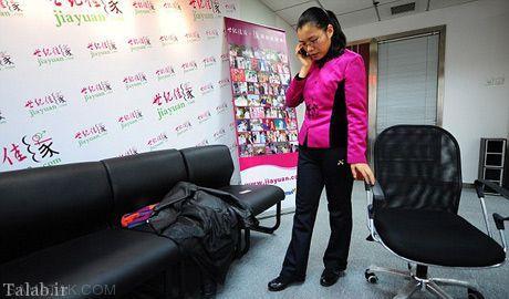 خانمی جذاب که مدیر بزرگ ترین سایت همسریابی دنیا است + عکس