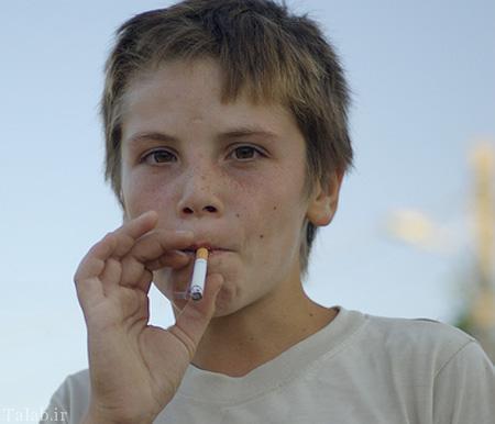 دلیل روی آوردن نوجوانان به سیگار کشیدن چیست؟