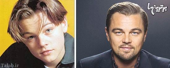 مدل موهای مردان مشهور در گذر زمان + عکس