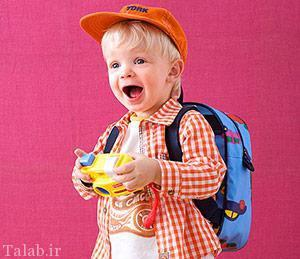 روش های سرگرم کردن کودکان در سفر