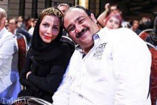 سلفی مهران غفوریان و نیوشا ضیغمی در کنار همسرانشان