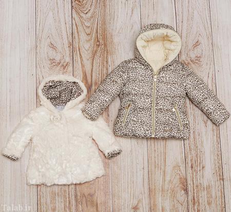 مدل لباس جدید زمستانی بچه گانه 2016