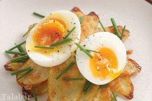 مصرف تخم مرغ به تنهایی ممنوع!