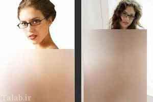 شیوه درمان عجیب خانم دکتر جذاب با لخت شدن + عکس