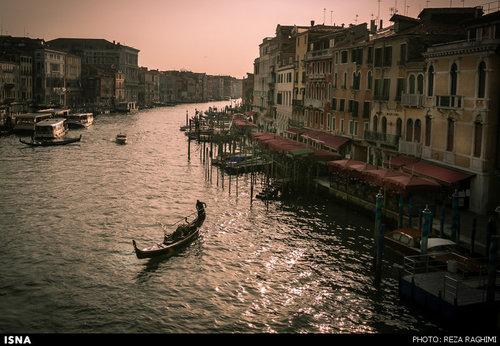 تصاویݛی از ونیز، شهݛ ݛوی آب و بدون ماشین