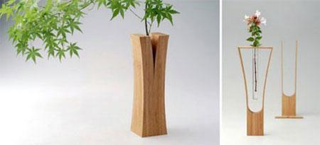 گلدان هایی زیبا که ایده ای خلاقانه و طراحی جالب دارند