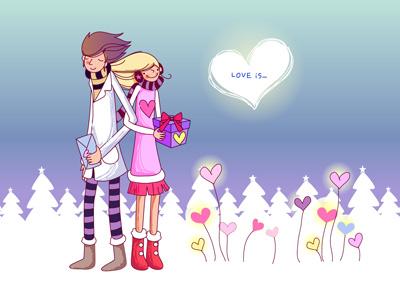 جوک های زیبا و طنز روزهای عاشقانه
