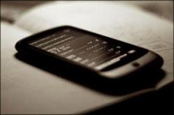 بازكردن قفل تلفن همراه هوشمند با یک چشمک