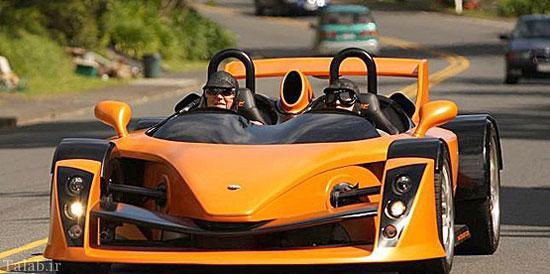 خودروهای سوپر اسپرت جهان را بشناسید