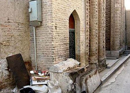 مسجد جامع جورجير اصفهان + تصاویر
