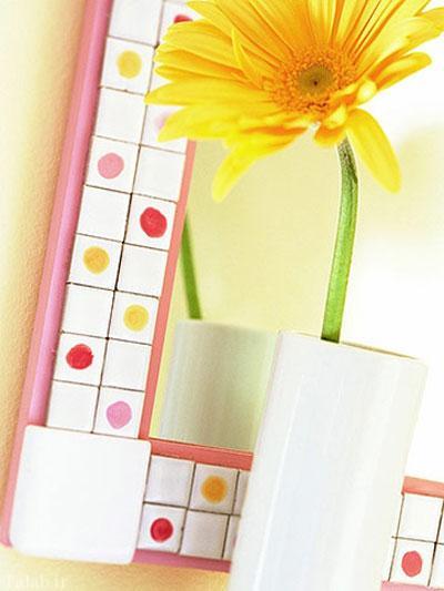 با کار دستی های زیبا و هنری خانه تان را دگرگون کنید