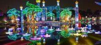 تصاویر دیدنی از پارک تفریحی نور دبی