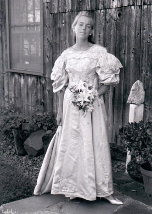 11 خانم با این لباس عروس به خانه بخت رفتند + عکس