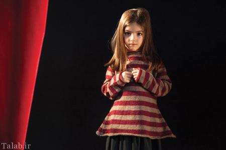 مدل لباس زمستانه کودکان برند cuculab