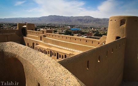 تاریخچه و تصاویر قلعه تاریخی بیرجند