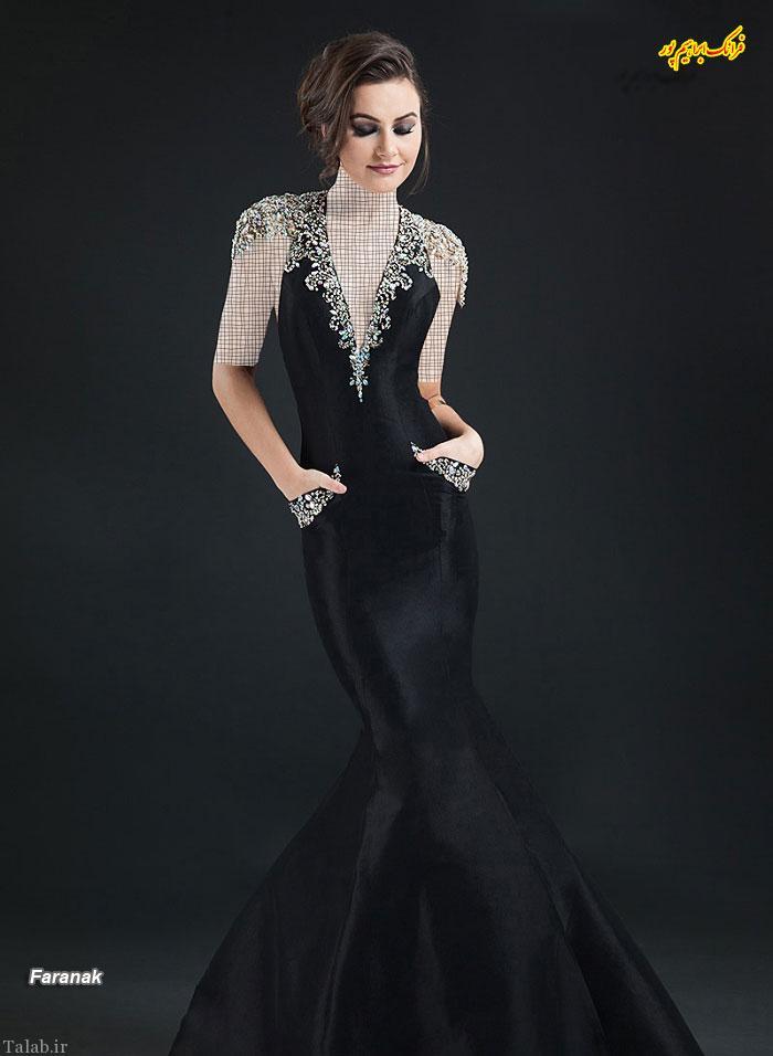 سری جدید مدل لباس مجلسی زنانه