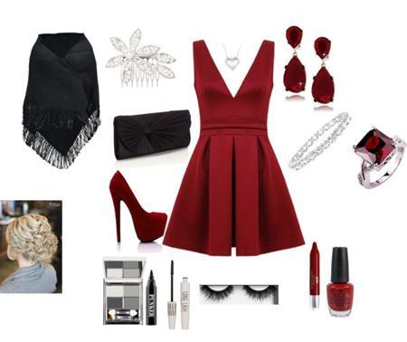 مدل های زیبا و جذاب لباس ولنتاین