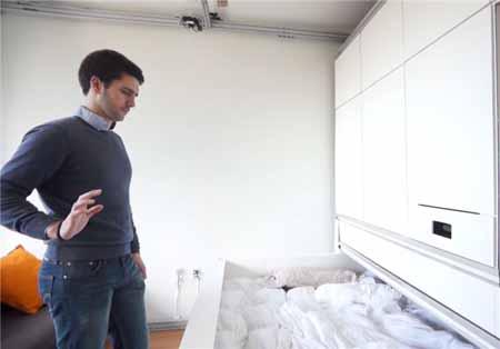 طراحی پیشرفته ترین آپارتمان دنیا