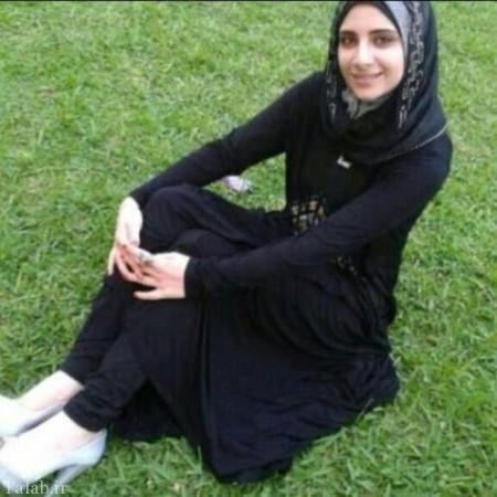 دختر جذاب لبنانی که در توئیتر از پسر ایرانی خواستگاری کرد (عکس)