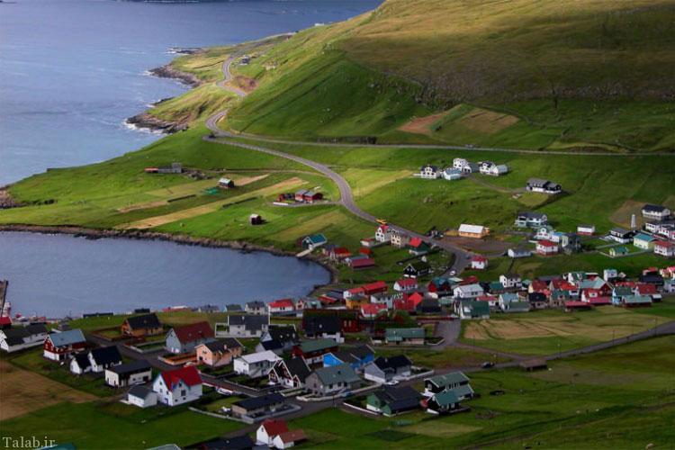 معرفی 10 جزیره رمانتیک برای سفر در سال 2016 + تصاویر