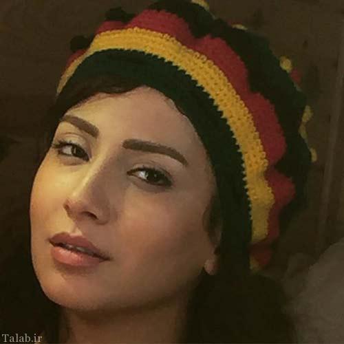 عکس های دیدنی کشف حجاب بهارک صالح نیا بازیگر زن