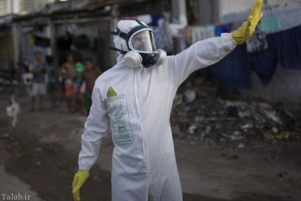 ویروس ریکا اروپا را به حالت آماده باش در آورد