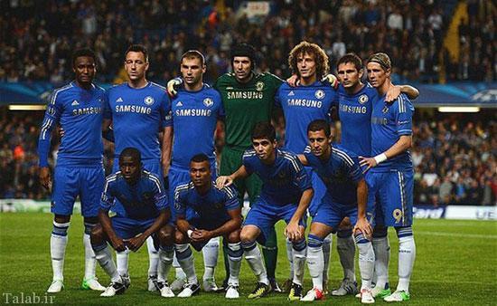 مدرن ترین باشگاه های ورزشی فوتبال + عکس