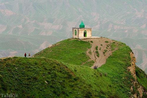 تصاویری از مکان های دیده نشده ایران