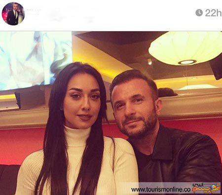 ازدواج صدف طاهریان با بازیگر ترکیه واقعیت دارد؟
