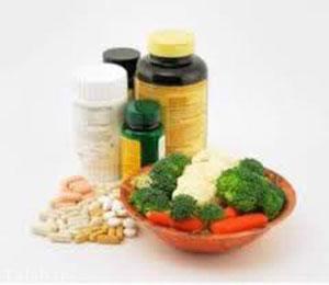 از ویتامینها و املاح زیاد استفاده کنید