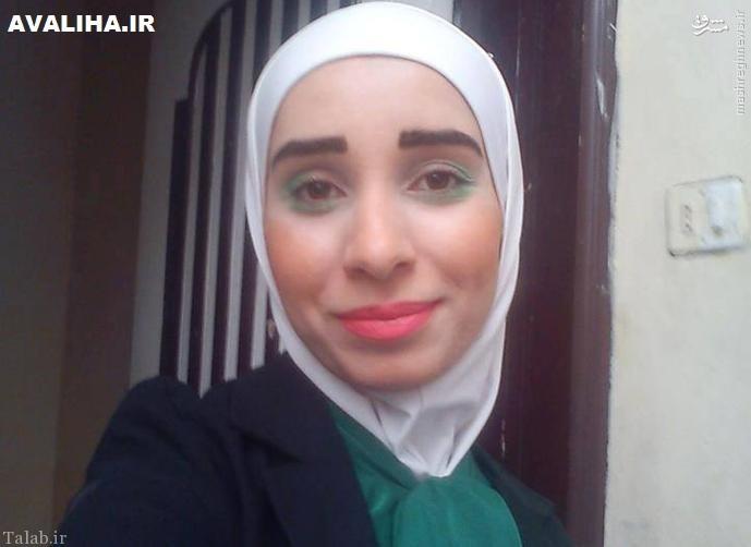 دختر جذاب که به جرم انتشار جنایات داعش اعدام شد (عکس)