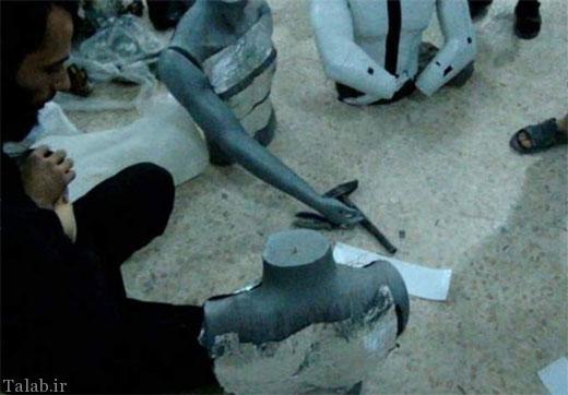 ماشین بمب دار و بدون سرنشین داعش وارد بازار می شود «عکس»
