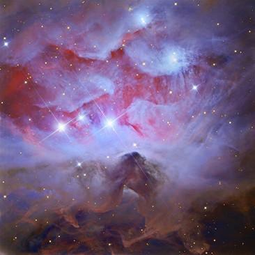 عجیب ترین عکس های ثبت شده کهکشانی 2021
