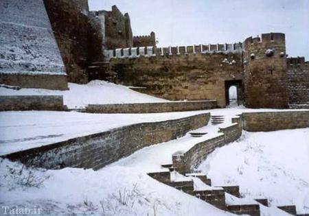 دیوار چین ایرانی در روسیه + عکس