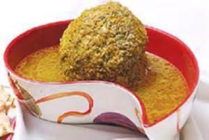طرز تهیه کوفته سبزی شیرازی