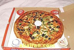 طرز تهیه پیتزا کوچک خانگی و کم هزینه