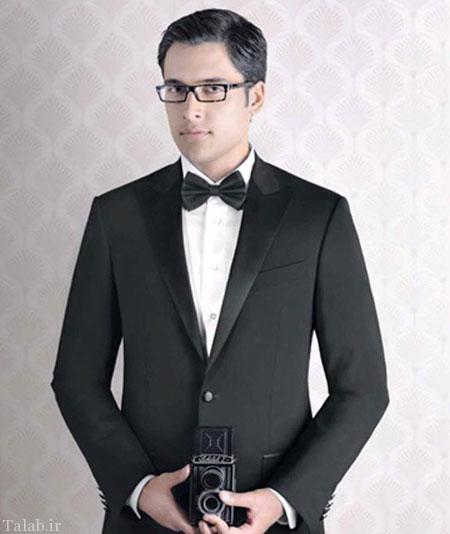 مدل جدید کت و شلوار مردانه مجلسی
