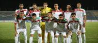 تیم ملی امید ایران از رسیدن به المپیک باز ماند