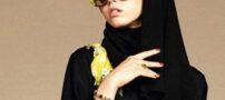 مدل های شیک و جدید مانتو عربی
