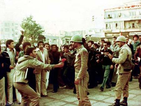 در بهمن 1357 در ایران چه گذشت