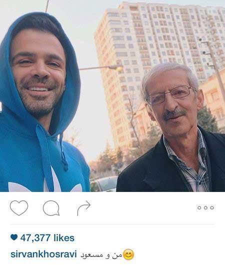 جدیدترین عکس های چهره های مشهور ایرانی در فضای مجازی