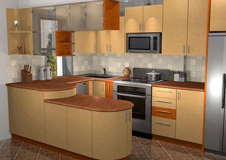 نکاتی در جهت ساختن آشپزخانه ای زیبا