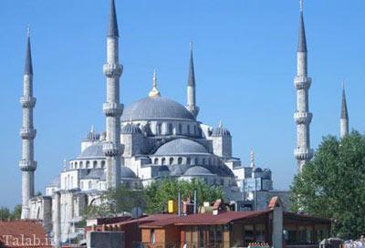 تصاویری زیبا از مساجد جهان
