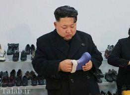 تصاویر رهبر عجیب کره شمالی در بازدید از آزمایش بمب هیدروژنی
