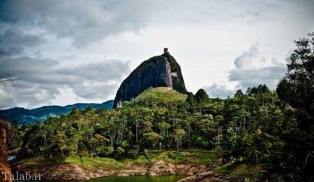تصاویری از زیبا ترین صخره های دنیا