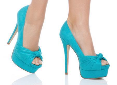 زیباترین مدل کفش های مجلسی پاشنه بلند