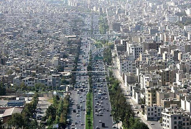 ریسک بزرگ زندگی کردن در تهران به علت پیدا شدن گسل جدید