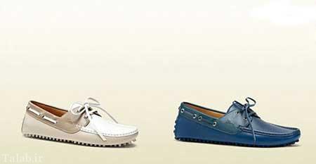 جدیدترین کفش های مردانه سال 99 مدل برند گوچی