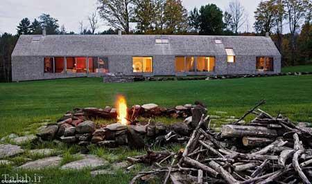 تصاویر دیدنی از شگفت انگیزترین خانه های طراحی شده !