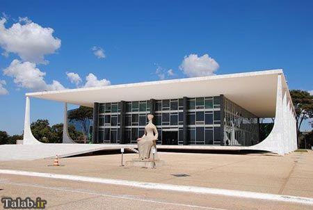 جاذبه های توریستی پایتخت برزیل (برازیلیا)